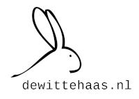 De Witte Haas, Schiermonnikoog logo